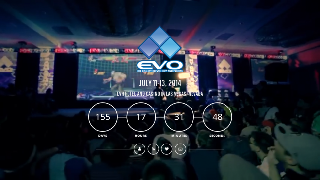 Evo 2014 fighting game tournament