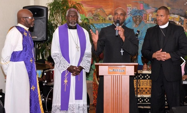 Gay Pastor Opens Church After 'No Love' From Traditional Church