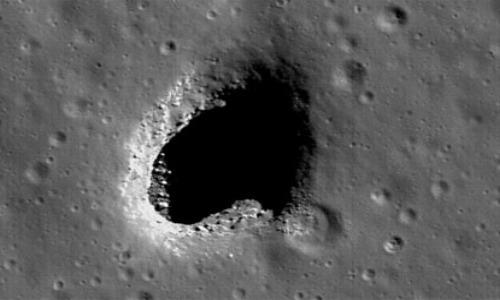 Giant Holes