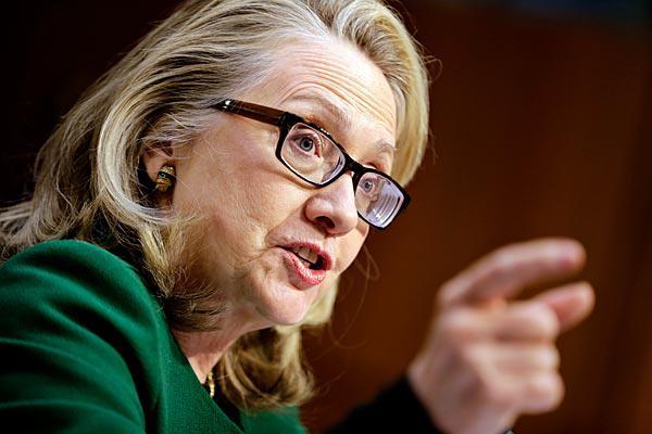 Hillary Clinton: Women Wear Heels