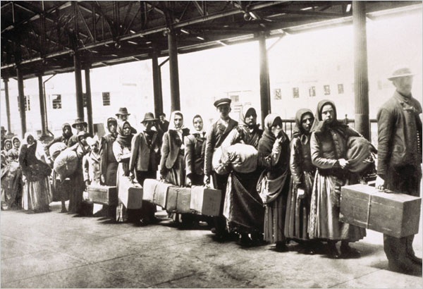 Immigration Is Nothing New to the United States