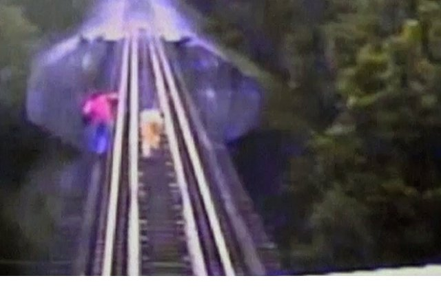 Indiana Women Narrowly Escape Death From Train While Walking on Bridge
