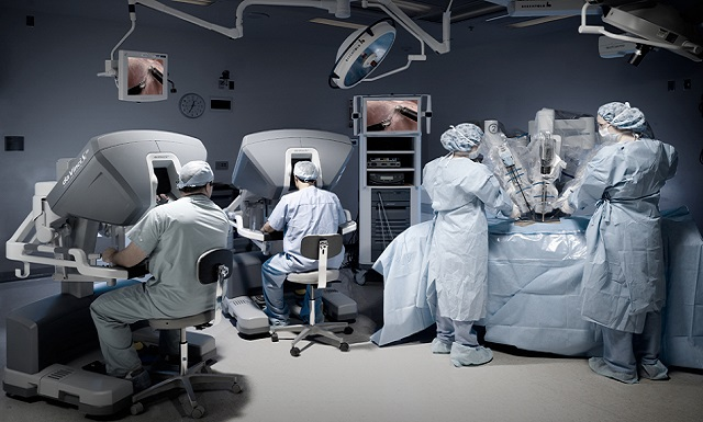 Innovations in Prostate Cancer Continue With Robotic Surgery