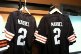 Johnny Manziel Leads in NFL Jersey Sales