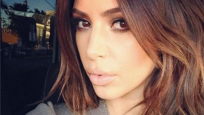 Kim Kardashian Publishing a Selfie Book