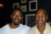 "Mike Tyson Secures Jamie Foxx for ""Champion"" Biopic"