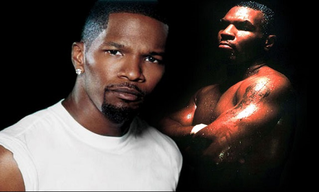"""Mike Tyson Secures Jamie Foxx for """"Champion"""" Biopic"""