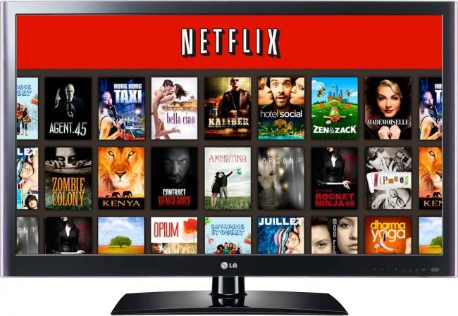 Netflix Streaming Media TV
