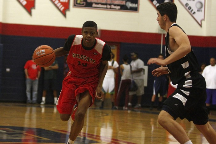 Ray Smith, Five Star Basketball Recruit, Tears ACL