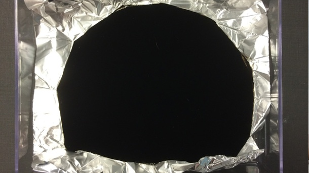 Researchers Announce Making of Vantablack: Worlds Darkest Material
