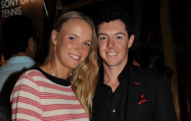 Rory McIlroy and Caroline Wozniacki Prove That Love is for the Game