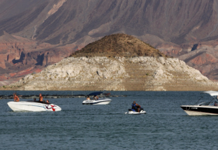 Storm at Lake Mead: Two Men Barely Escape Death