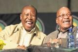 Zuma Empire and Threats by Malema Echo Through South Africa