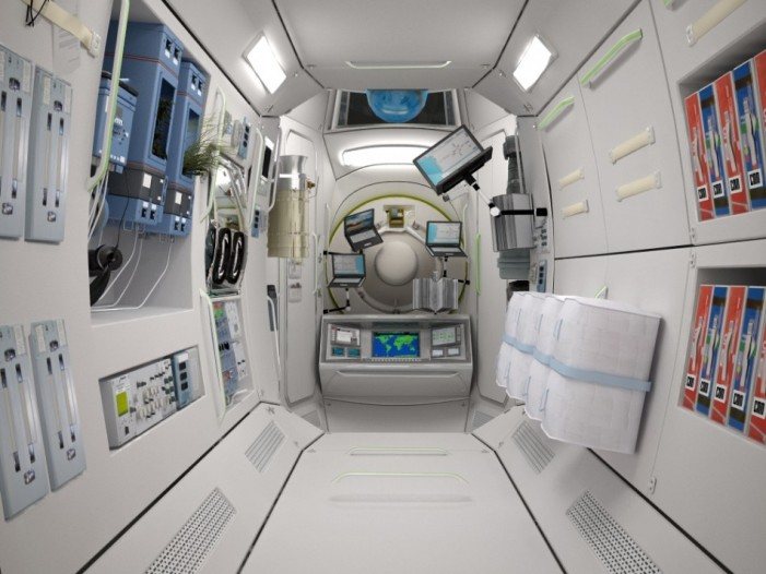 Space Hotel Set to Welcome Guests by 2016