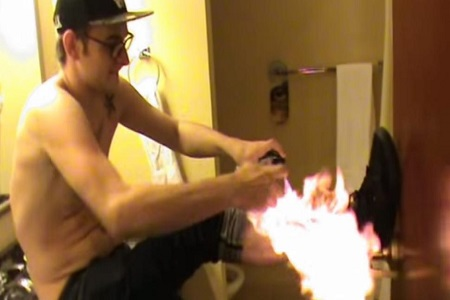 Fire Challenge Craze Is Blazing out of Control [Video]