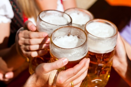 Binge Drinking and a Surprising Percentage