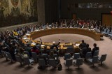 U.N. Security Council Emergency Meeting Declare Backing for Abrupt Cease-Fire in Gaza