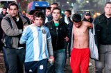 Argentina World Cup Celebration Turns Violent