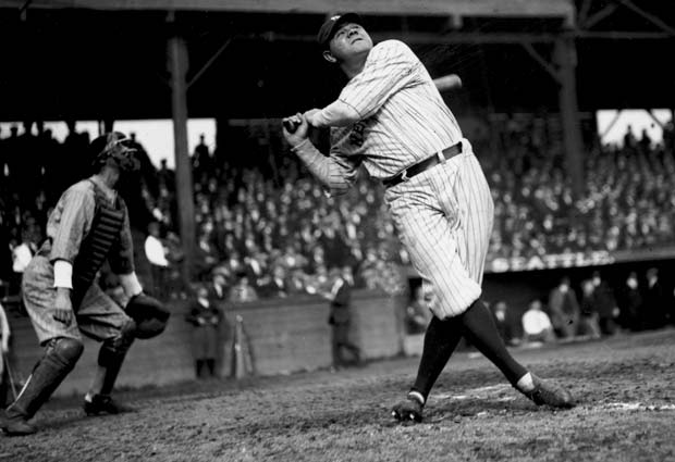 After 100 Years Babe Ruth Continues to Be Legendary