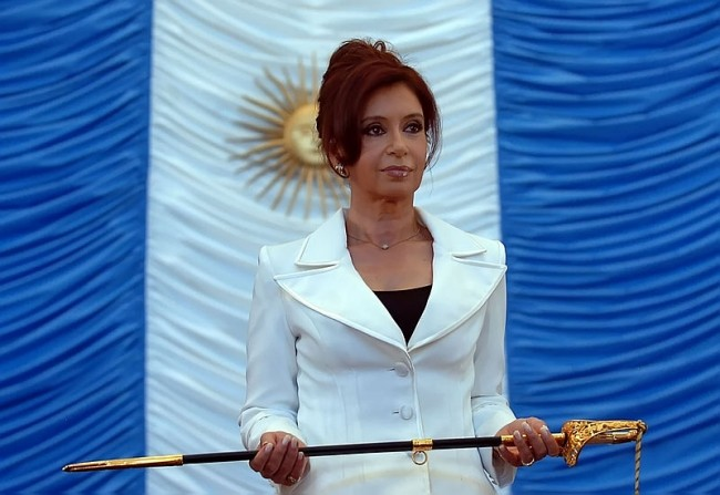 Argentina President Not a Fan of Soccer or World Cup