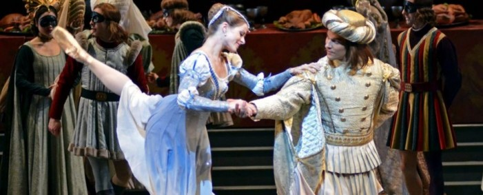 Canadians Presented Brilliant Romeo and Juliet Ballet in Los Angeles