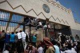 Libya Shuts U.S. Embassy Fearing Violence