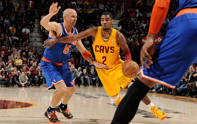 Kyrie Irving Agrees to Max Extension With Cleveland Cavaliers