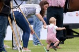 Kate Middleton Stops at Nothing for Prince George's First Birthday