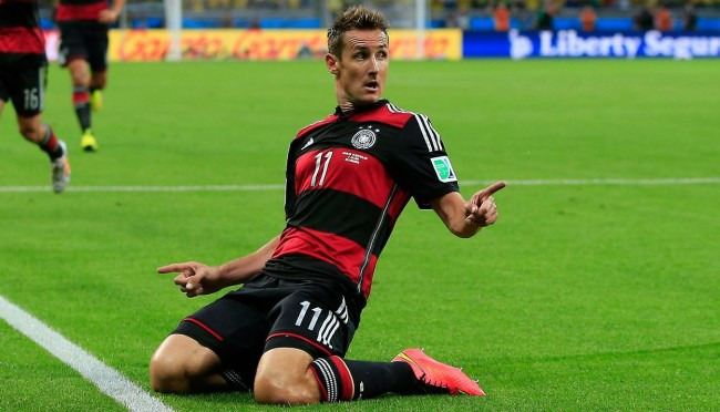 World Cup Klose