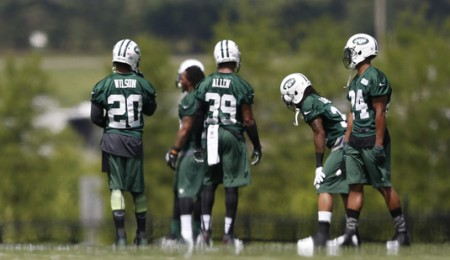 NFL Training Camp Notes: AFC East Running Backs