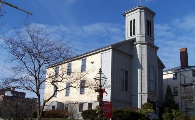 Seamen's Bethel New Bedford