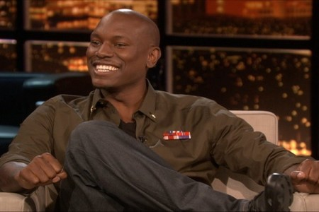 Tyrese Gibson Is a Sexy Man of God [Videos]