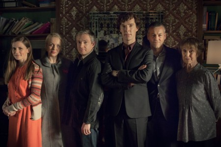 Sherlock Christmas Special and Fourth Season Announced by BBC