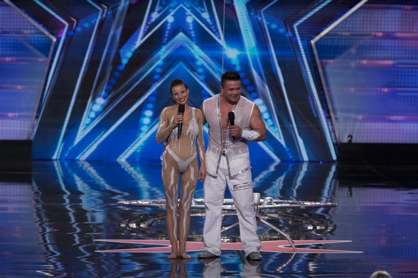 America s Got Talent valo and bobby