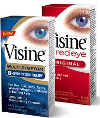 Mom Arrested After Poisoning Both Kids With Visine Eye Drops
