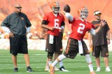 Johnny Manziel: Should He Start Week 1 Against The Steelers?