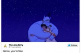 Academy Tweet About Robin Williams Sweet, Doesn't Glorify Suicide