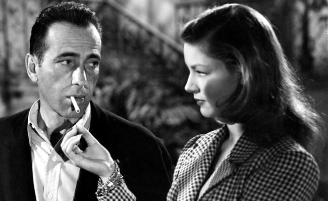Lauren Bacall Bogie and Bacall