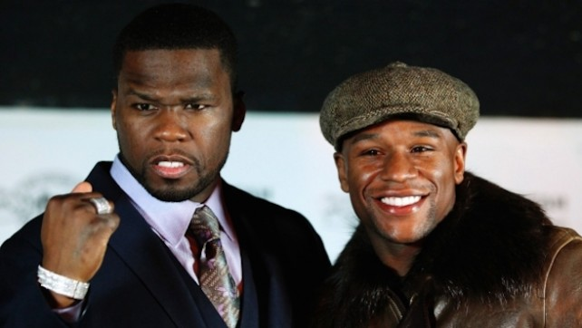 Floyd Mayweather Shamed by Rapper 50 Cent ALS Ice Bucket Challenge