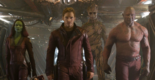'Guardians of the Galaxy' Vanquishes Summer Movie Season Competition