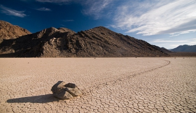 Have the Sailing Stones of Death Valley Been Solved?