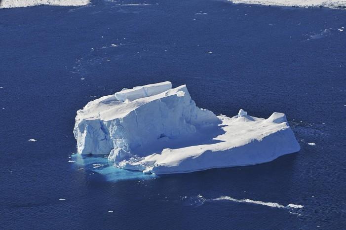 Arctic Waves Accelerate Ice Shrinkage