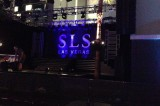 SLS Las Vegas Open Flashy Friendly Fun (Video)