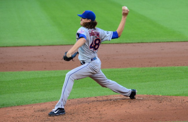 Jacob deGrom Metropolitan Avenue
