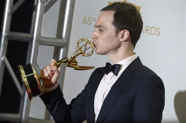 Emmy Awards: Jim Parsons Wins Fourth Emmy to Accompany 'Big Bang' Pay Bump