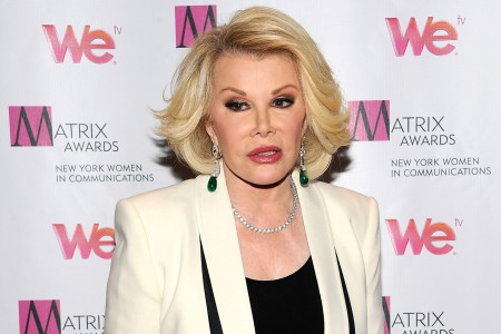 Joan  Rivers Quits Breathing During Surgical Procedure