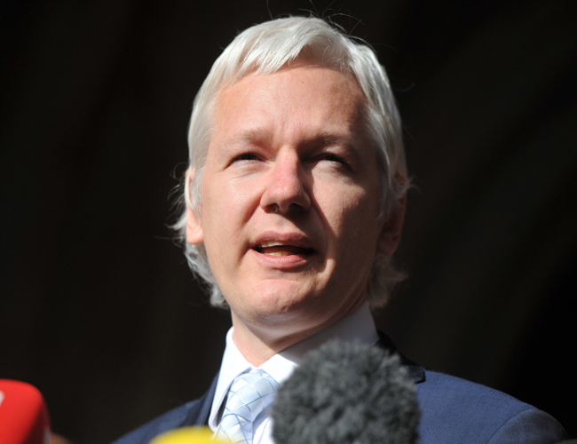 Julian Assange May Leave Embassy Soon