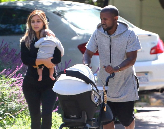 Kim Kardashian and Kanye West Trying For Baby Number Two?