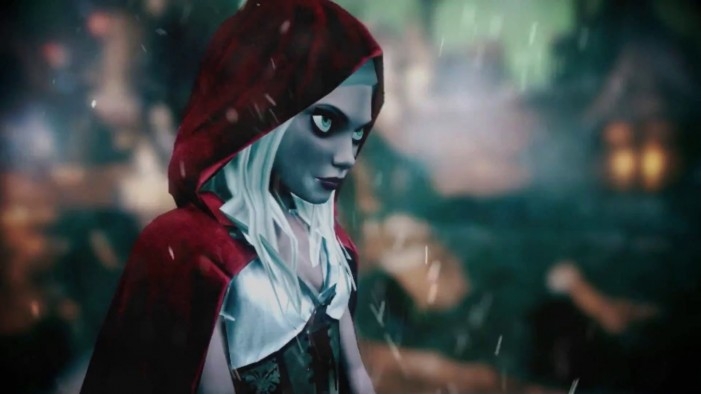 Little Red Riding Hood Game Gets a Kickstarter