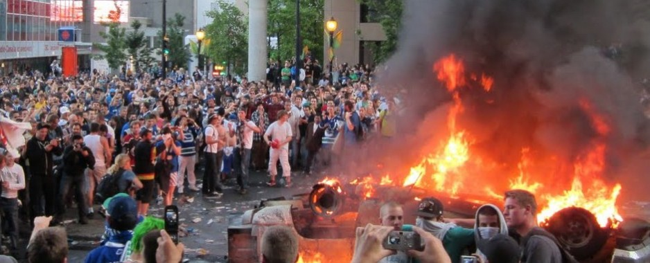 Mob Mentality: Why They Riot